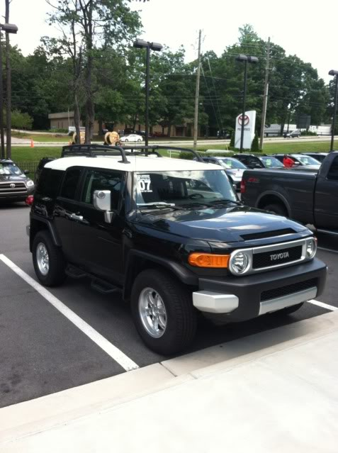 New guy from Raleigh. NC 07 FJ 5a443781
