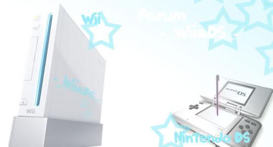 -_Wii & DS_-