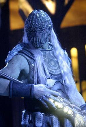 Stargate Atlantis Wraith