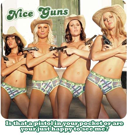 Quitapenas Guns