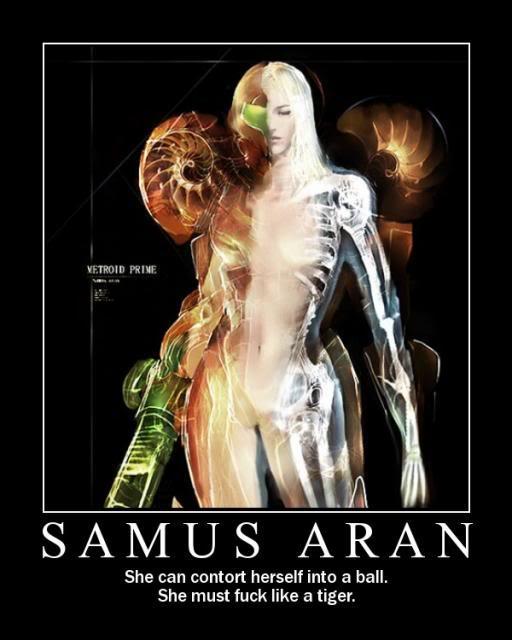 Video game Crushes Samus_aran