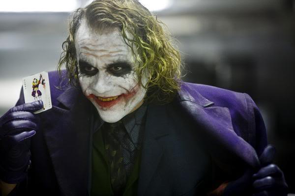 "In§ØMïA! NEWS!  ""Mutamid se hace el Guason?"" Joker15"
