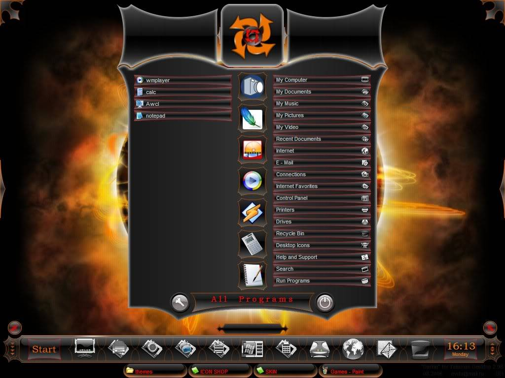 Talisman Desktop v3.1 Build 3100 4234