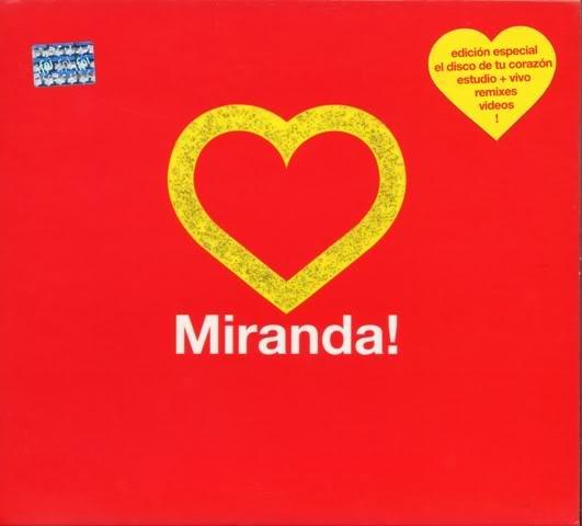 Miranda - El Disco De Tu Corazon - 2007 [Edicion Especial] Miranda-ElDiscoDeTuCorazon-2007