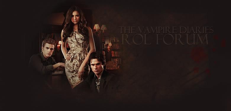 Vampire Diaries Rol