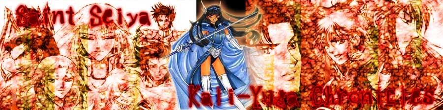 Saint Seiya: Kali-Yuga Chronicles
