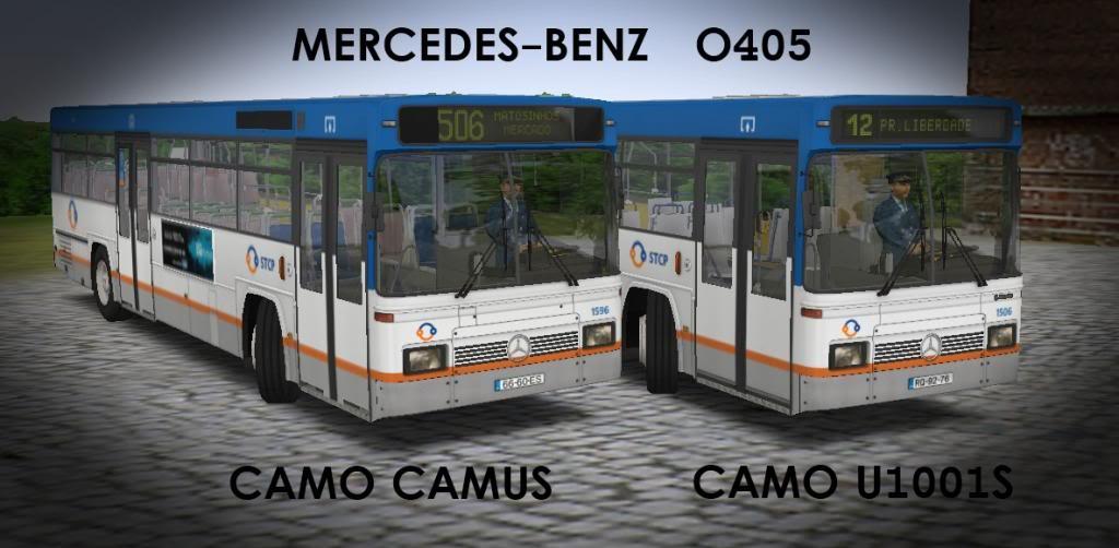 Mercedes-Benz O405 Camo U1001S / Camo Camus (Versio V1.1 lisätty: 6.6.2013)  Camus_10