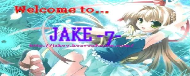 J.A.K.E. (anime and manga!)