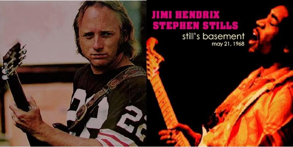 Still's Basement  JimiHendrixStephenStills-StillsBase