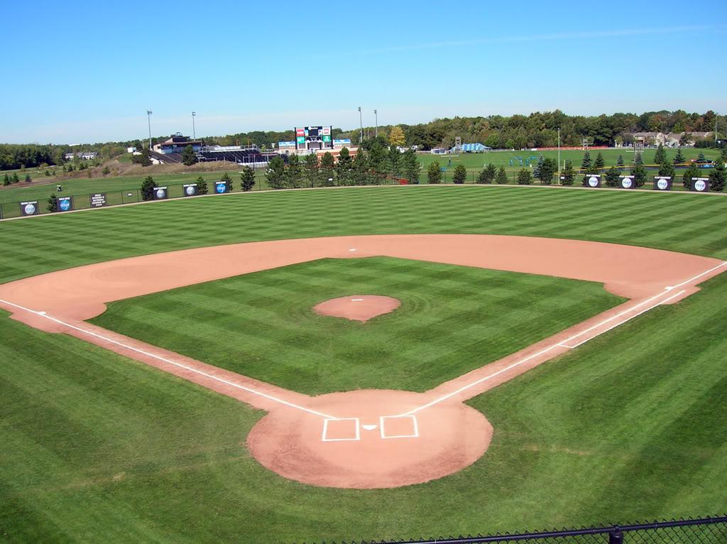 Baseball Field Baseball-field