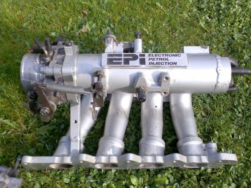 Price Drop..Cultus Intake Manifold 60mm bore with matching Throttle Body CultusIntake