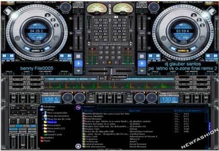 AtomixVirtualDj Serial de Oro AtomixVirtualDJ50