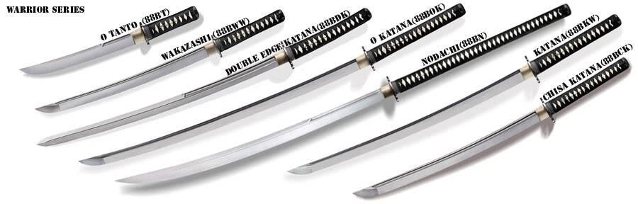Cold Steel Katana Warrior_Katana_CS