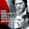 Icons Via Internet [SN Only] SPNSamDeanTreacheryAfoot