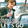Icons Via Internet [SN Only] SPNSamGotStreisandTickets