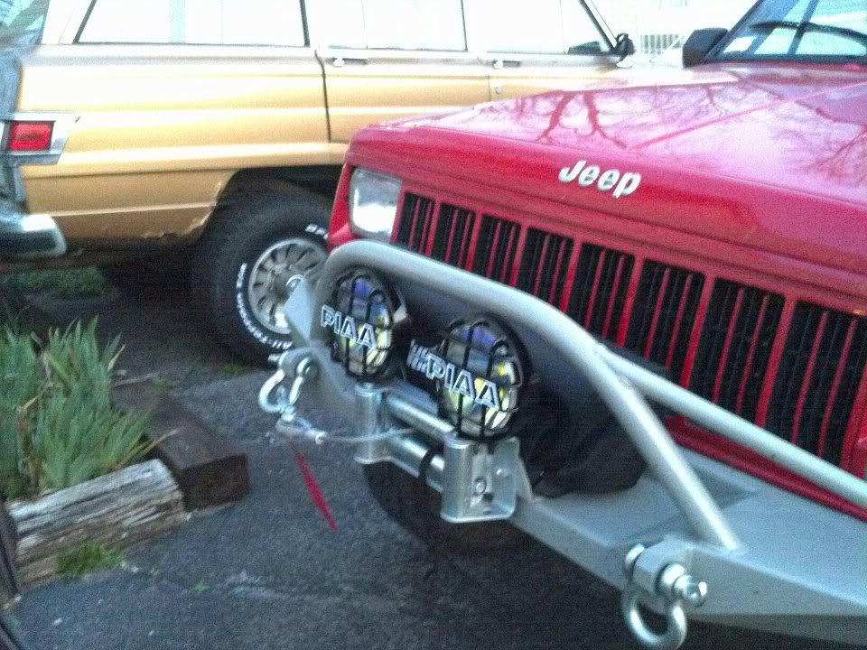 My 96 Cherokee build thread. (56K BEWARE!) - Page 4 429996_343144262403843_100001248177751_1030315_1721676757_n