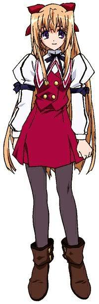 Himeko Kurusugawa ~Solar Priestess~ Rewtrtr
