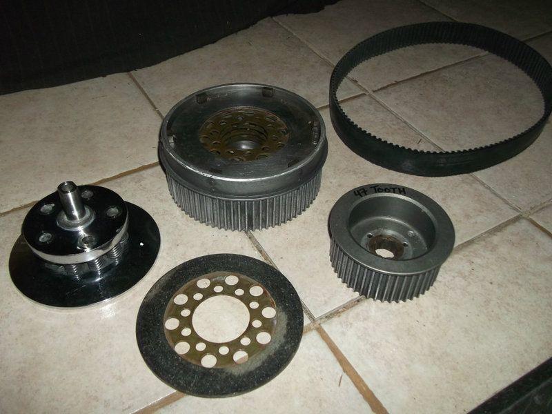 Belt drive 001-80