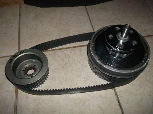Belt drive 002-63