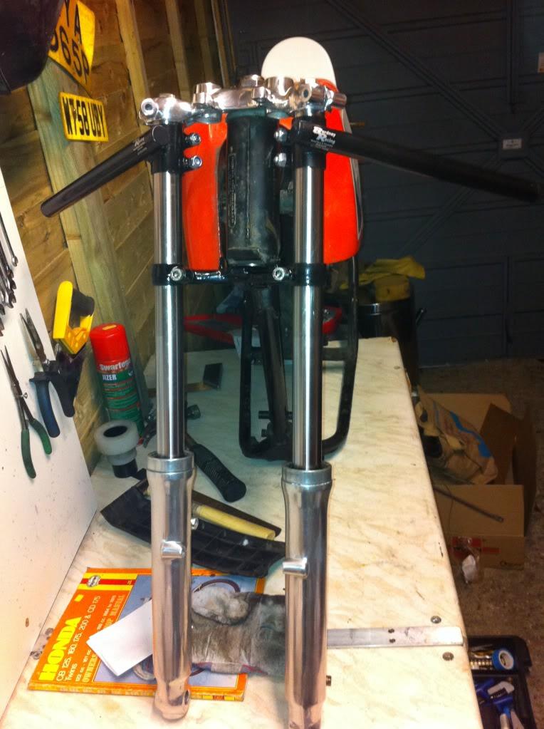 CB200 Build IMG_0754