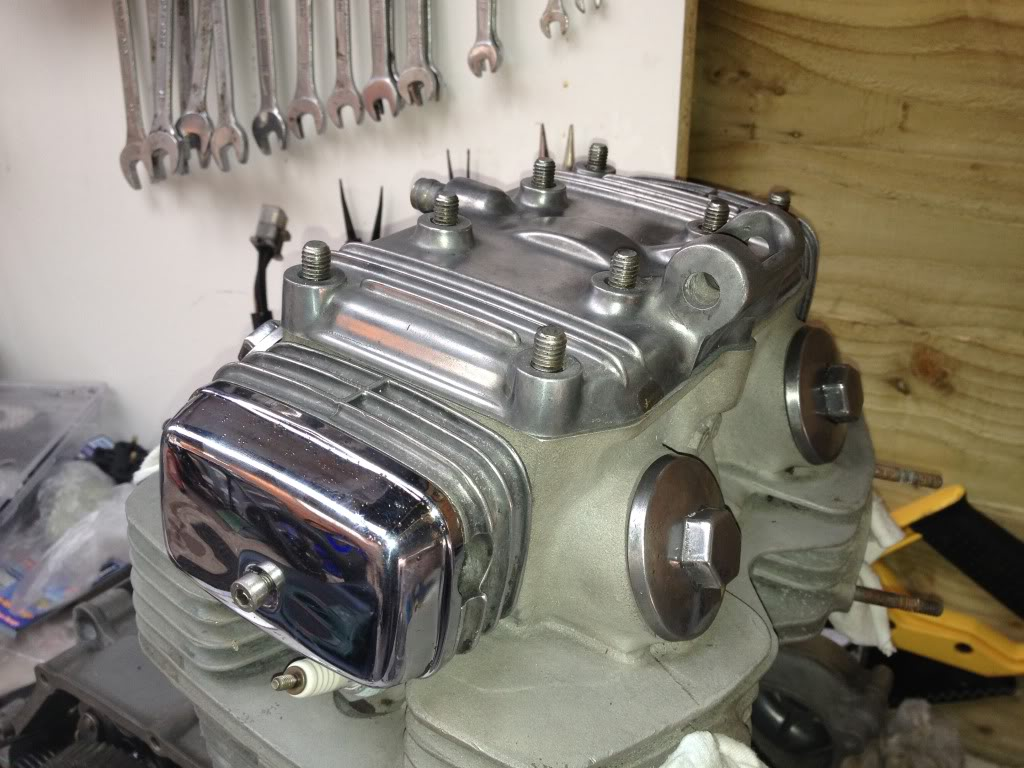 CB200 Build IMG_1001