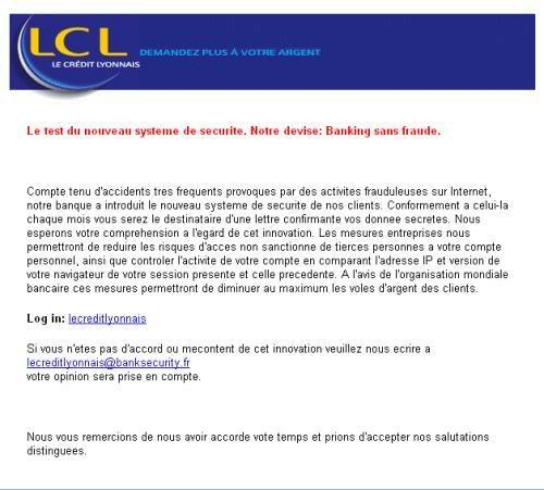Protection et Prévention : Comment éviter les infections Phishing_lcl