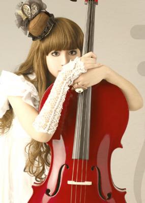 [cantora] Kanon Wakeshima Kanon_wakeshima