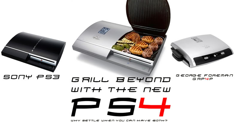 PS4 New_ps4grill