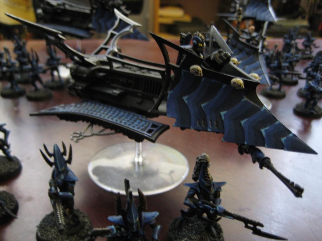 Venom/Raider conversions 102