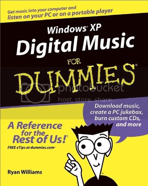 song - hot damit,found another sb song. - Page 2 WindowsXPDigitalMusicForDummies