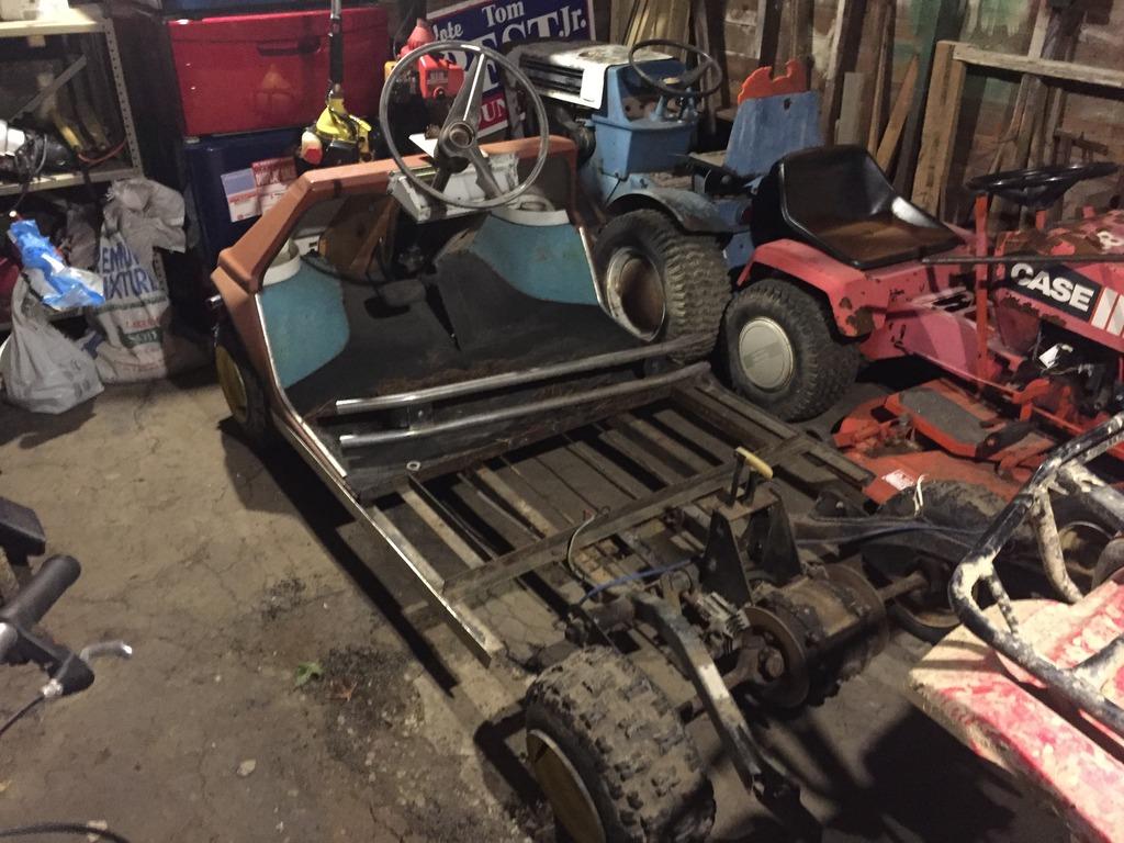 1960's toro golf cart re-power/build 0D940F7D-95C6-4B13-9714-67B025EC219D