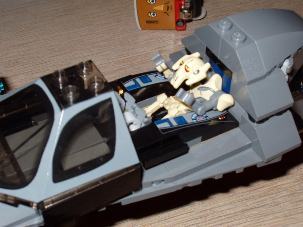 lego 8095 general grievous starfighter Carsphoto003-1