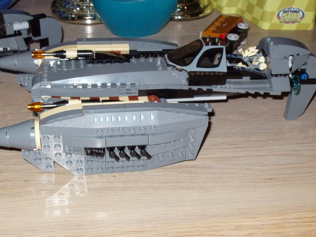 lego 8095 general grievous starfighter Carsphoto006-1