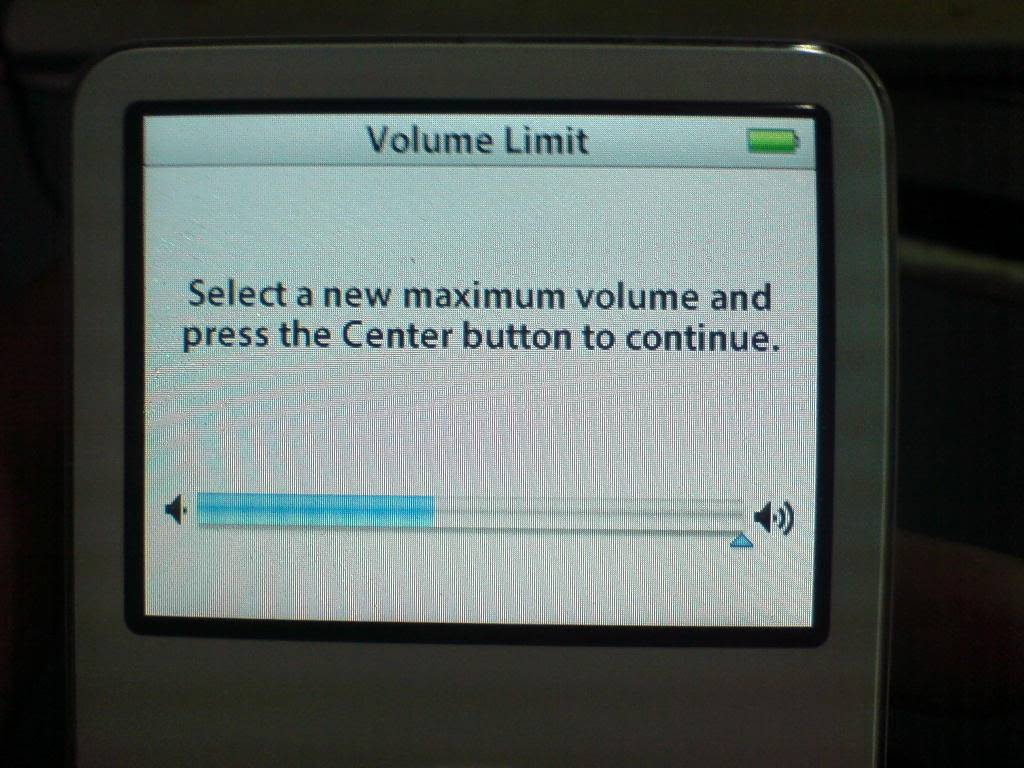 How To Remove iPod Volume Limit and Screen Lock HERE! 10