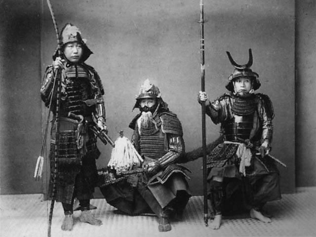 Samurai - Võ sĩ đạo sứ Phù Tang Samurai