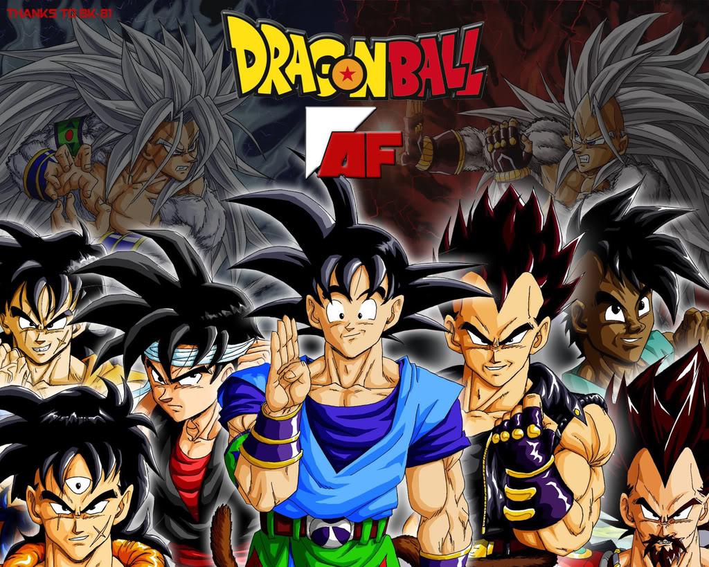 Dragon Ball AF Dbaf