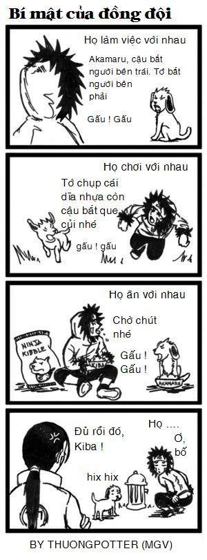 Naruto Manga Zui BeBan
