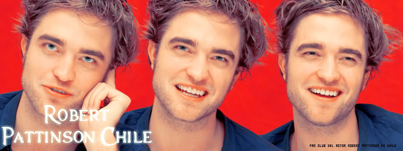 Robert Pattinson Chile