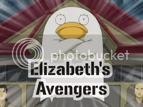 Elizabeth's Avengers  Gintama173Elizabeth1