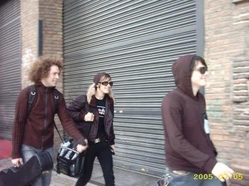 Photos du groupe - Page 8 Three_MCR_Boys