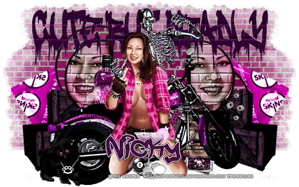 Sweet But Deadly  SBDnicky