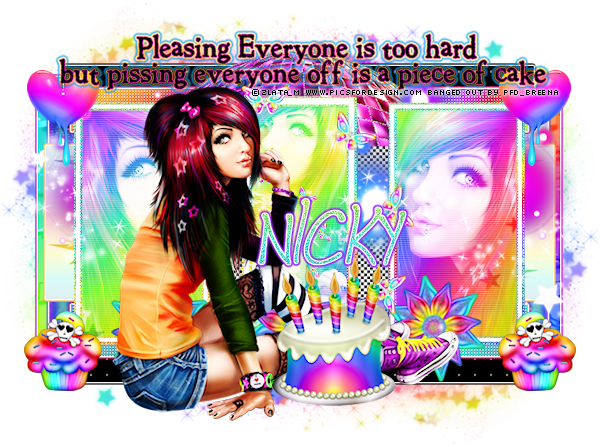 Color My World Colormehappynicky
