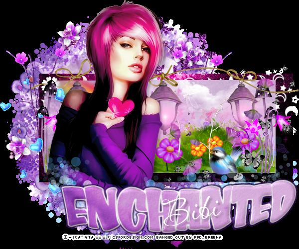 Enchanted  Enchantedbibi