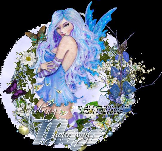 Mojo Fairy  Mojofairysnaggable