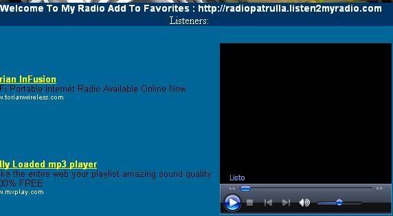 [TUTORIAL]como crear tu propia Radio LISTEN12