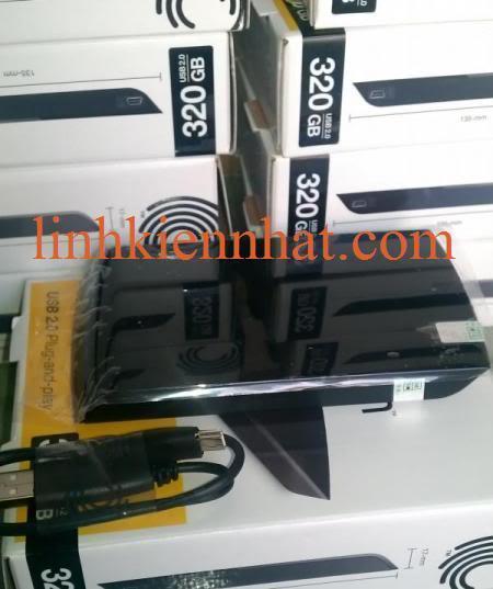 Wifi, box HDD Buffalo các loại BoxSeagate25-3