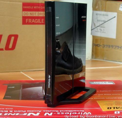 Wifi, box HDD Buffalo các loại WHR-G300N1