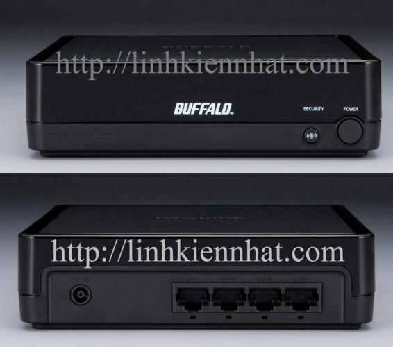 Wifi, box HDD Buffalo các loại WLI-TX4-AG300N1
