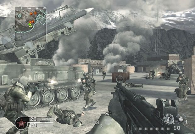 Call of Duty 4: Modern Warfare REFLEX [Review] 547541_07_060_20090901-1UEO_03-620x