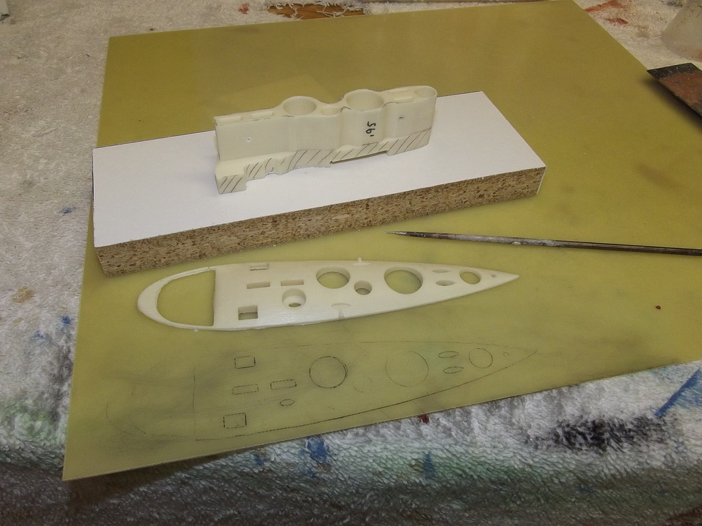 New project - USS Nautilus - Page 5 DSCF0007